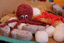Knitted Supermarket